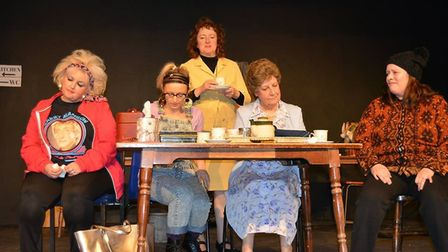 Viva's Bazaar and Rummage opens tonight at The Brook, Soham. PHOTO: Mike Rouse.