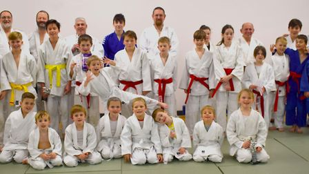 Littleport Judo Club celebrated it's members achievements and success through 2017 at its annual awa
