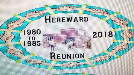 Calling all 1979-85 Hereward school pupils - there's a reunion happening at March Braza Club