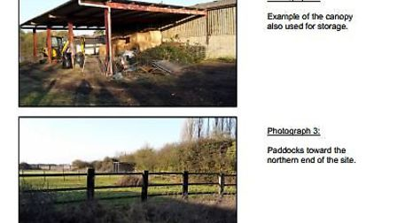 Barns too far gone to be converted to homes: that's the ruling on these at Littleport by East Cambs