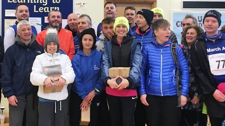 March Athletics Club win at Folksworth 15 mile road race