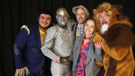 The Wiz: Performances take place at Witchford Village College Thursday 1st, Friday 2nd and Saturday