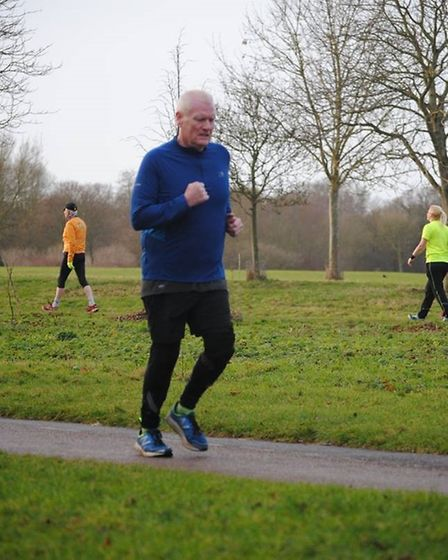 AFTER Peter O'Connor loses four stone and is training to compete in the 10K GEAR race