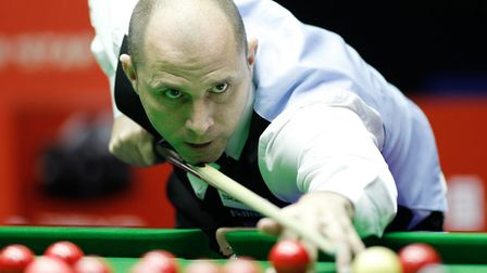 Chatteris snooker player Joe Perry. Picture: Tai Chengzhe/World Snooker