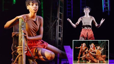 A new adaptation of Rudyard Kiplings family classic The Jungle Book comes to life at the Cambridge A