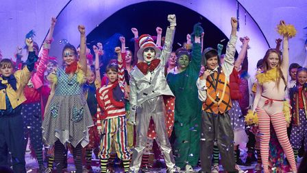 There were hoots of laughter and standing ovations when Kings Ely Junior students staged family favo