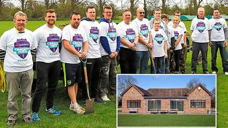 March Town Cricket Club are revamping as part of a country-wide initiative Cricket Force. Photo: Ma