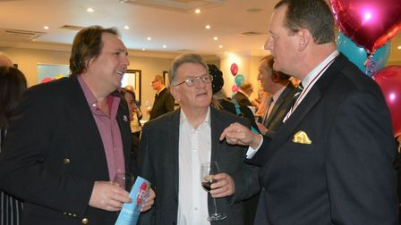- Ely Heroes launch party. Photo: Mike Rouse