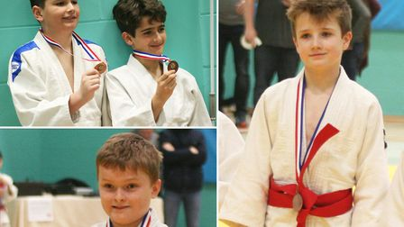 Five Ely school children won a haul of awards at the Littleport Low Grade 4s Judo Tournament.