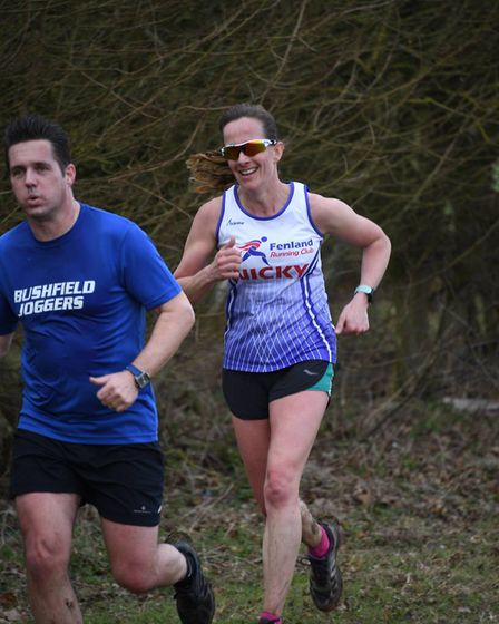 Fenland runners took part in the Frostbite final race, Milton Keynes 20 mile Race and Rough Runner H