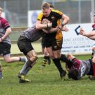 Ely Tigers rugby club picked up a scrappy bonus point win in muddy conditions at home against West N