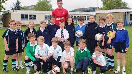 Former Kings Ely student and Premier League goalkeeper Nick Pope has been called up to the England s