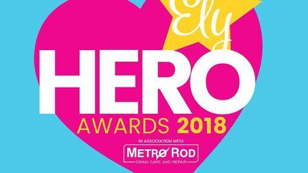 Ely Hero Awards 2018 has seen nominations for all categories submitted