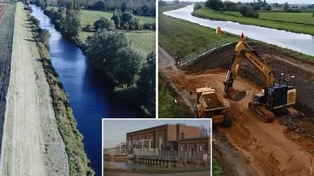 Five East of England civil engineering projects have been added to a list of 200 projects that shape