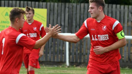James Seymour scored from the spot in Ely's loss at Thetford.