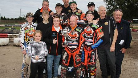 SPEEDWAY: Fen Tigers line up annual Meet the Riders event and practise days