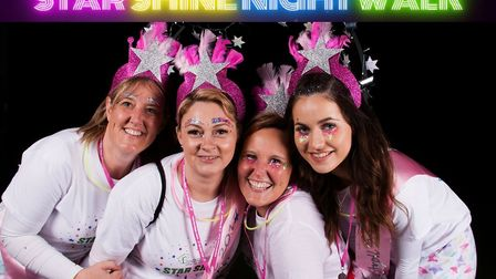 One of the Hospice's flagship events celebrates it's 10th anniversary this year – Star Shine Night W