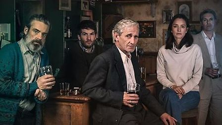 The Weir is at the Cambridge Arts Theatre from March 6 to 10.