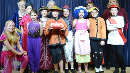 Get your teeth into a role with Youth Acts UP in Little Downham