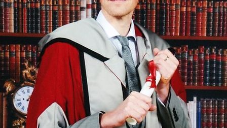 Dr Christopher James Bailey was awarded his PhD from Professor Lord Robert Winston