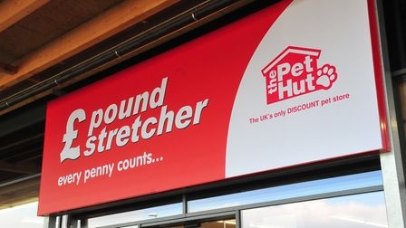 The 'mothballed' out of town Tesco as it becomes a Poundstretcher superstore, Chatteris. But does Te