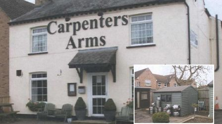 A community is rallying to save the Carpenters Arms pub from being turned into a house despite it be