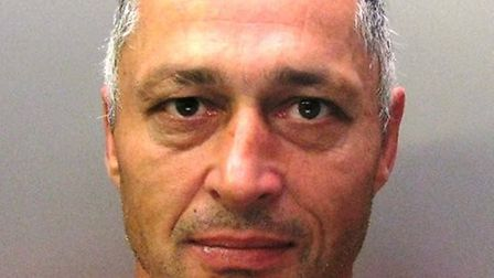Gintautas Urbonas, 52, escaped from HMP Peterborough by running ahead of a group being escorted from