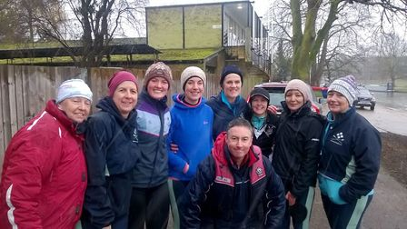 Isle of Ely rowing club have had success in this year's Cambridge Winter League -