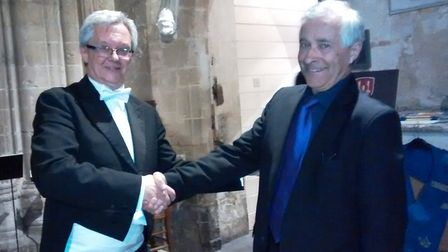 Ely Choral Society, the Chameleon Arts Baroque Orchestra, soloists and organist gave a performance o