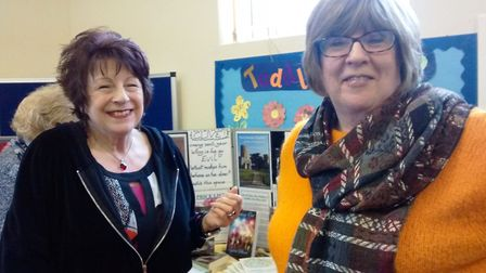Writers' day at St Andrew's Church in Witchford.