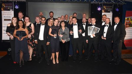 Last year's Fenland Business Award winners and finalists.