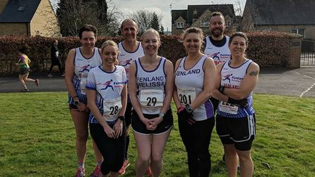 Thorney 10k FRC Group Photo - Fenland's running clubs roundup