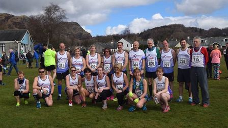 Coniston Group Photo - Fenland's running clubs roundup
