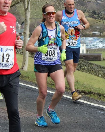 Coniston 1st Female Nicky Jennings - Fenland's running clubs roundup