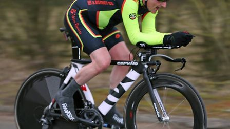 Derek Ricketts - The Ely and District Cycling Club have had a successful weekend in competitions acr