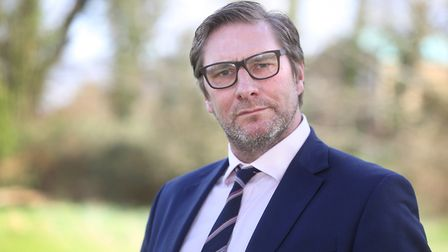 Mayor James Palmer has said Cambridgeshire and Peterborough need to aspire to become a Network Rail-
