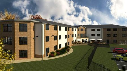 Planners give go ahead for three-storey care home in Ely. Picture: East Cambs District Council/ LNT