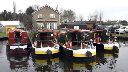 March Marina held host to Drifters National Open Day