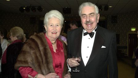 Patsy and George Brewin.