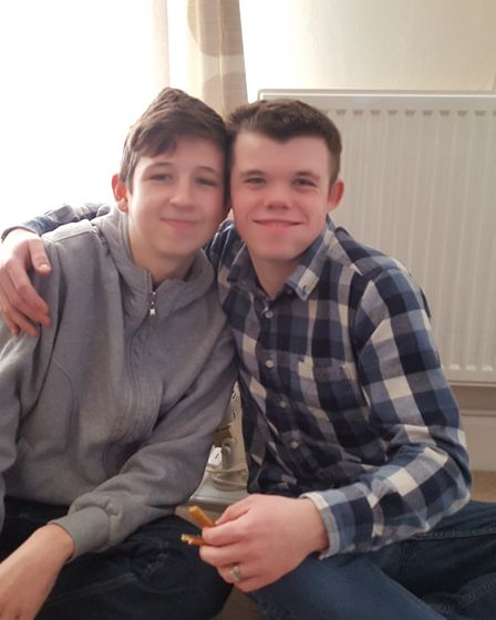 Dan McGrath, 21, has been diagnosed with terminal cancer after being told it was just 'acid reflux'