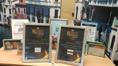 Why YOU should enter the Fenland Business Awards. PHOTO: Archant