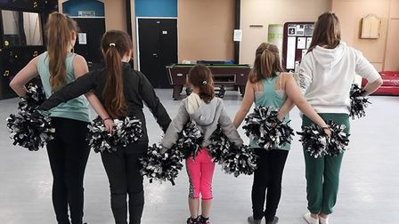Boss Elite dance team in March is looking for new members.