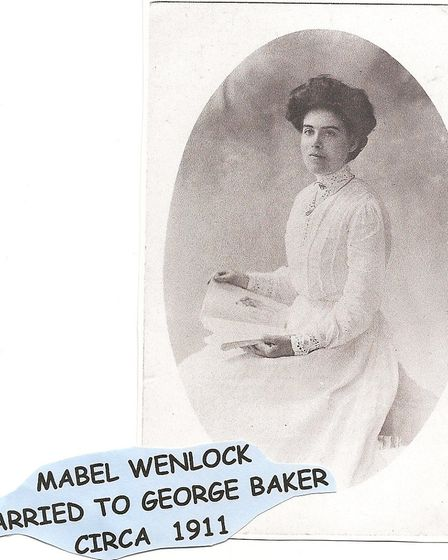 Val Brunton is looking for information on the Wenlock sisters from Upwell