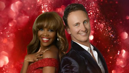 An Audience with Ian Waite and Oti Mabuse is at the Cambridge Corn Exchange on Saturday April 14.
