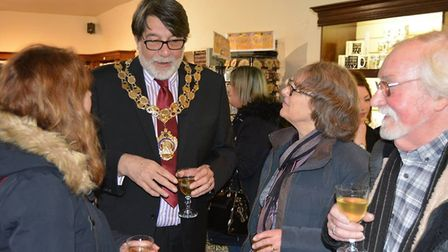Transfer of tourism service is welcomed at Oliver Cromwell's House. Picture: Mike Rouse