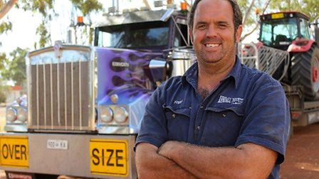 Yogi from Outback Truckers - Truckfest is returning to Peterborough's East of England Showground in