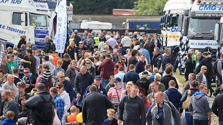 Truckfest is returning to Peterborough's East of England Showground in May – here's everything you n