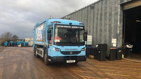 East Cambridgeshire will have its waste collection and street cleansing service delivered by the dis