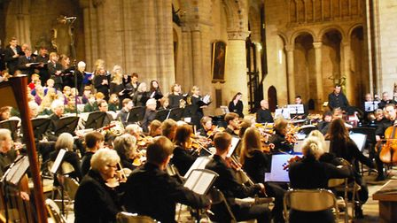 Ely Sinfonia to perform From Russia with Love at Ely Cathedral