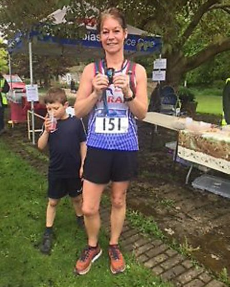 Members of the Fenland Running Club competed in four 'very different' events across the region last